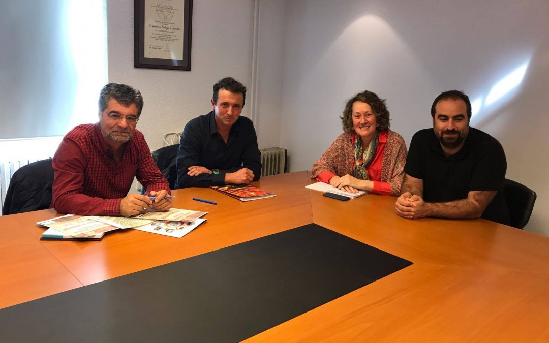 MEMBERS OF AGALCARI MEET WITH THE DIRECTOR GENERAL OF CULTURAL HERITAGE